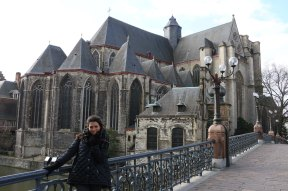 ghent, archiecture