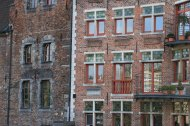bricks, ghent