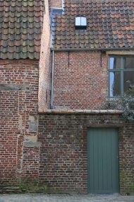 red, bricks, architecture