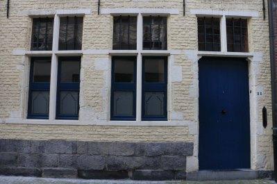 navy, door