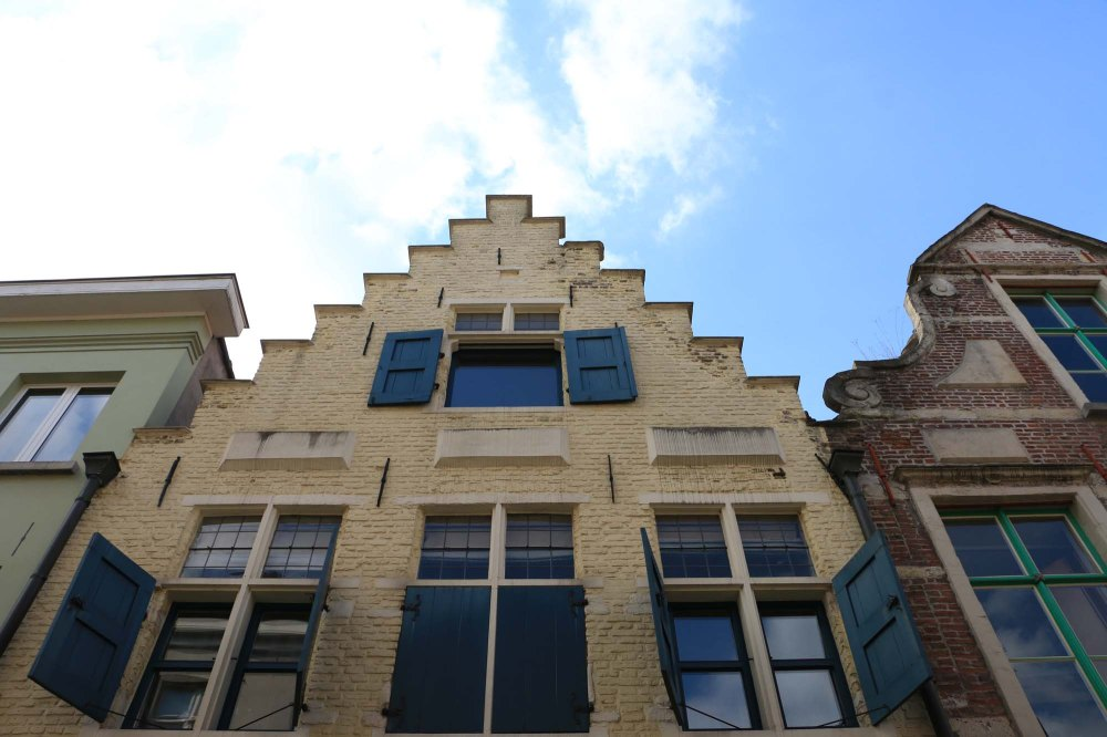 architecture, ghent