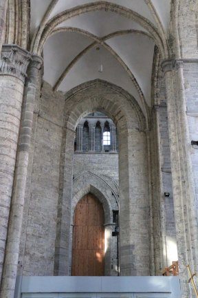 ghent, cathedral