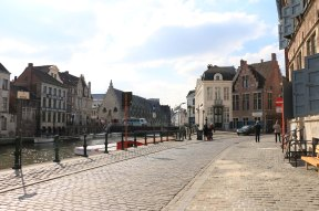 street of ghent