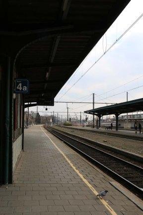 ghent, train