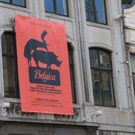 belgium, poster