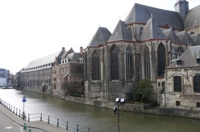 ghent, architecture