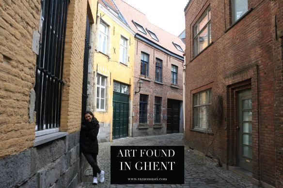 ghent, architecture, travel