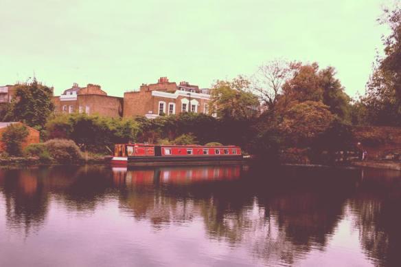 Regent Canal, London