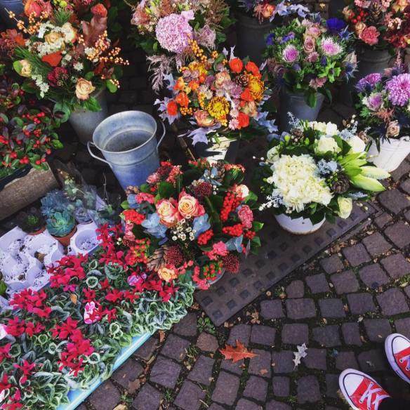 Flower Market, London